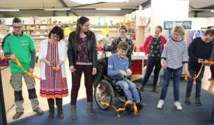 Kringloopwinkel 'Bij Nico Boven' officieel geopend!